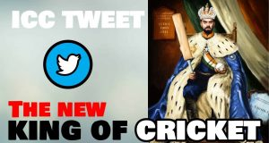 King of Cricket