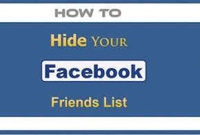 Hide Friends List