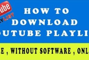 Download Youtube Playlist