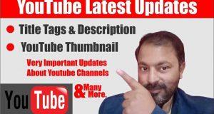 YouTube Title Tags Description